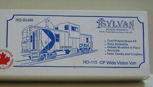 SYLVAN 115 HO CP Wide Vision Van