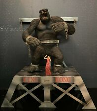 """King Kong 10"""" Movie Maniacs Series 3 McFarlane Deluxe Action Figure Set 2000"""