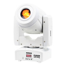 Equinox Fusion 100 Spot MKII (Bianco alloggi) eqled 069 A LED DMX TESTA MOBILE DJ