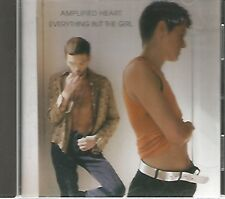 EVERYTHING BUT THE GIRL - Amplified Heart - CD - Graded GOOD (Plays Perfectly)