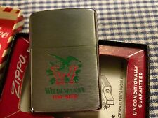 ZIPPO WIEDEMANN'S FINE BEER LIGHTER 1958