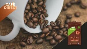CafeDirect Fairtrade Coffee Beans 6x227g