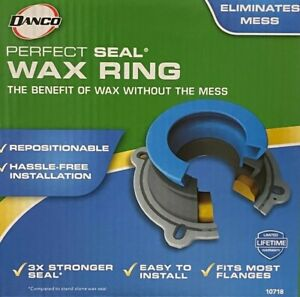 Danco Perfect Seal Wax Ring - 3 Times Stronger - NEW