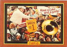 COCA COLA SERIES 4 1995 COLLECT-A-CARD PROMO CARD P-12