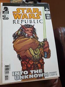 Star Wars Republic #79 Welles Hartley Dark Horse Comics