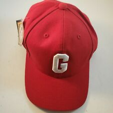 Negro League Baseball G Hat Red New Size 7 1/2