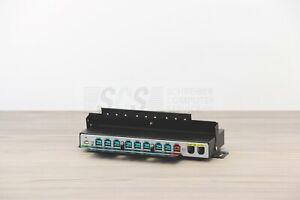 Wincor Nixdorf PUSB Hub (8x 12vPUSB) (1x24V PUSB) 01750287252 Neu+ OVP