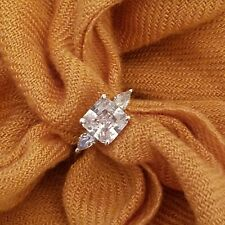 Premier Designs Jewelry Proposal Dinner Ring ~ Center, Trilliant Crystals Size 5