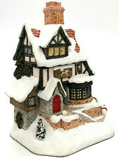 David Winter Cottages The Toymaker 1994 Winterville Collection No Box No COA