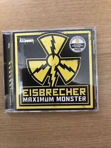 CD Eisbrecher Maximum Monster