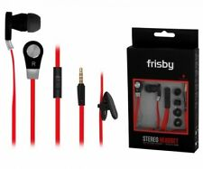 Sport Earphone FHP-45E In-Ear Headset w/ Mic by Frisby for iOS or Android