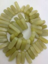20mm Aventurine Stick Beads, Approx 60pcs
