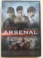 Arsenal DVD NEUF SOUS BLISTER John Cusack, Nicolas Cage, Adrian Grenier