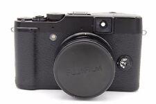 Fujifilm Fuji X10 12MP 2.8''Screen 4x Zoom Digital Camera - BLACK