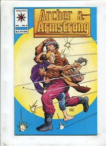 ARCHER & ARMSTRONG SET #0 & 1 (9.0) 1992