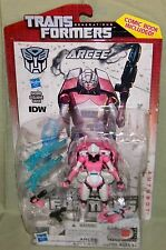 AUTOBOT ARCEE #21 Transformers Generations  2014 IDW Comic Series Action Figure