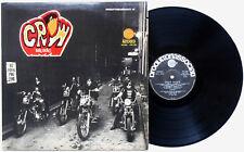 Crow-Crow Music LP 1971 ITALY PRESS Minneapolis 1970 S Blues South 40 Hard Rock