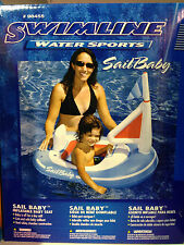 Swimline Sail Baby Float Inflatable Sailing Learn to Swim 2-4yrs Boat 98455 P 92