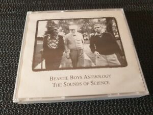 Beastie Boys - Anthology: The Sounds Of Science - 1999 2xCD fatbox - hip hop