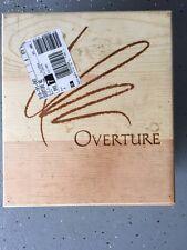 OpusOne - Overture wooden wine box holds 6 / 750 ml Wine Bottles