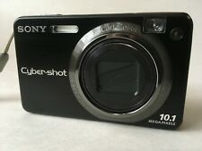 Sony Cyber-shot DSC-W170 10.1MP Digital Camera Zeiss 5x IS Zoom View Finder