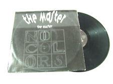 "The Master – The Master - Disco Mix 12"" 45 Giri Vinile ITALIA 1996 Tehno House"