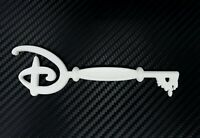 Disney Store Key Replica For Customizing 3D Print Custom - White