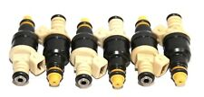 6PCS Fuel Injectors fit Ford 86-89 Aerostar 3.0L V6/87-89 Bronco 4.9L I6