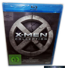 X-Men (X Men) 1,2,3,4,5,6 (1-6) Collection [Blu-Ray] Deutsch(e) Version