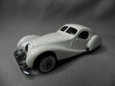 AL055 HOTWHEELS 1937 Talbot-Lago T150-C-S BLANC REF ?? 1/64 env TRES BON ETAT