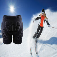 Ski Shorts Snowboard Padded Protective Protection Impact Body Armour Safety