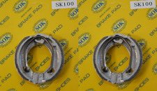 FRONT&REAR BRAKE SHOES+SPRINGS HONDA NC NA 50 Express, 1976-1980 NC50 NA50