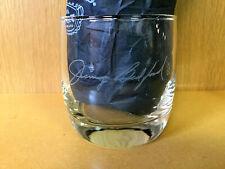 JACK DANIELS JIMMY BEDFORD SIGNATURE SERIES 8oz BEVERAGE GLASS