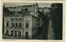 Germany AK Annaberg 09456 - Theater 1927 postcard