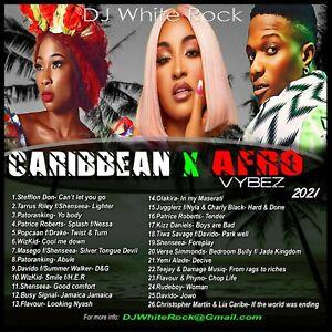 DJ White Rock Caribbean X AfroBeats
