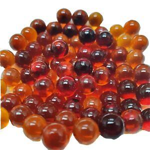 "Jelly Balls ""Humin"" / 100 Stück / Garnelen Aquarium Seemandelbaum Aufbereiter"