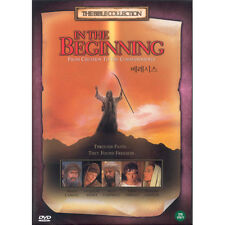 In The Beginning, 2000 (DVD,All,Sealed,New) THE BIBLE COLLECTION Kevin Connor