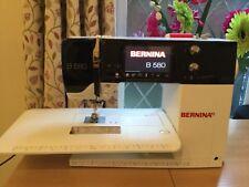 - Nuovo di Zecca macchina da cucire Bernina 580