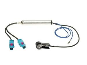 Antennenadapter Phantomeinspeisung  Seat / Skoda / VW  Antenne Adapter Radio