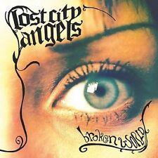 Broken World Lost City Angels MUSIC CD