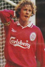 Foto de fútbol > Steve McManaman Liverpool 1997-98