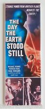 Day the Earth Stood Still Fridge Magnet (1.5 x 4.5 inches) insert movie poster