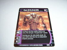 Star Wars TCGAttack of the Clones Rare Super Battle Droid 5TE 25/180 Free UK P&P