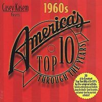 CASEY KASEM PRESENTS: AMERICA'S TOP 10 THROUGH THE YEARS 1960S CD  NEW SEALED