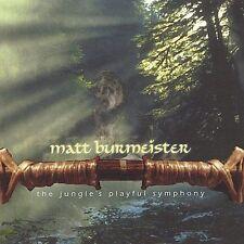 MATT Burmeister CD.  Jungle symphony ,,rare
