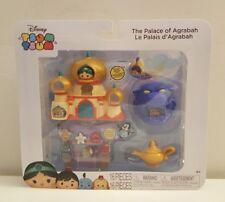 Disney Tsum Tsum Vinyl Mini Figure Aladdin Playset
