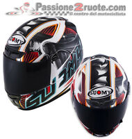 45d60bafd4929 Casco integrale moto Shark Skwal Switch Rider bianco nero rosso XS ...