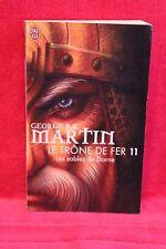 Le trône de fer - Les sables de Dorne - George R-R Martin - Livre - Occasion
