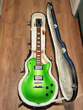 2012 Gibson nitreux Les Paul Studio-Electric Lime
