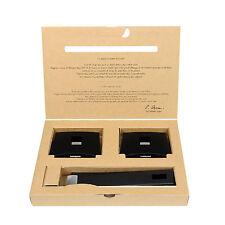 Cristel Mutine Removable Handle - Set of 1 Handle + 2 Side Handles - Black